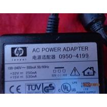 Fonte Impressora Ac Power Adapter Hp 0950-4199