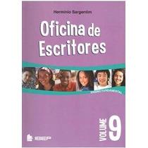 Livro Oficina De Escritores Volume 9 Ed:ibep