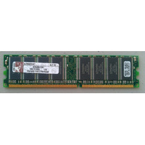 Memória Kingston 1gb 400mhz Ddr Kvr400/1gr Pc3200 Pc