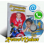 Retrospectiva Animada - Envio Por E-mail E/ou Whatsapp