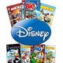 Revista Quadrinho Disney Big Temático Mickey Frete Via Carta