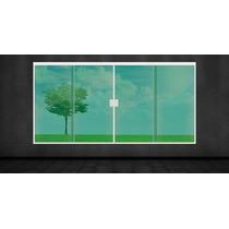 Janela De Blindex Vidro Verde 1,20x1,50
