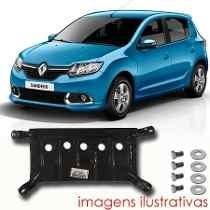 Protetor De Carter Renault Sandeiro /clio / Logam Até 2011