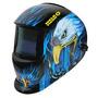 Máscara De Solda Personalizada Águia - Weld Vision