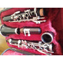 Clarinete Nippin Gakki Yamaha Made In Japan Sib 17 Chaves Original