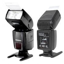 Flash Yongnuo Yn-460 Ii Canon Nikon Pentax Brinde Difusor