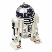 Boneco Star Wars R2-d2 Robo Cofre Filme Oscar Cinema Dvd