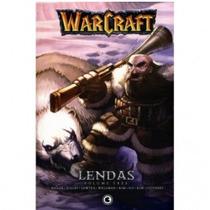 Novo Mangá Original Warcraft Lendas Volume 3 Em Português