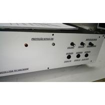 Tx Fm Comercial Rft-200/300w Novo Com Gerador Stereo