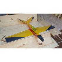 Avião Pylon Racer V2 Novo, Troco Por Helicóptero