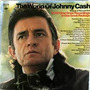 Lp - Johnny Cash - The World Of Johnny.... (duplo - Imp)