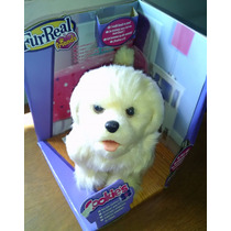 Hasbro Fur Real Pelúcia Interativa Cachorrinho Que Anda