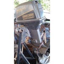 Motor Popa Suzuki 55 Novo