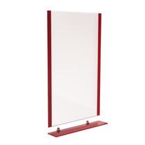Espelho Para Banheiro (80 X 50 Cm) Com Prateleira