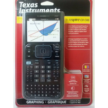 Calculadora Grafica Texas Ti Nspire Cx Cas