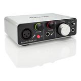 Interface De Audio Itrack Solo Lightning Focusrite 3ºgeração