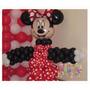 Balão Metalizado Minnie Vermelha 71x58cm Gigante Licenciado