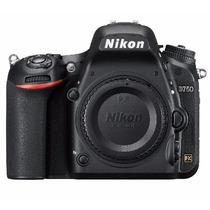 Câmera Nikon D750 Corpo 24 Mpixel