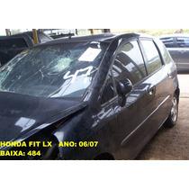 Plato/disco Fit Honda 06/07