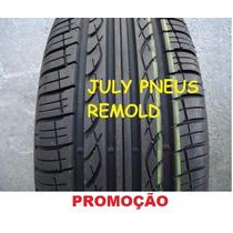 2 Pneus Remold 185/60r15 C/ Desenho Pirelli P 7 Julypneus