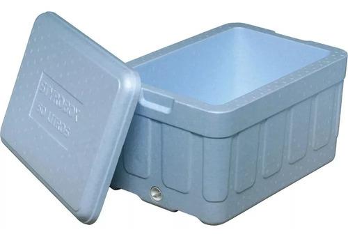 Caixa Eps - Embalagem Segura - 4 Duzia De 15