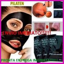 Pilaten Mascara Removedora De Cravos Black Head 6g