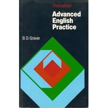 Livro Advanced English Practice - Third Edition B. D. Graver