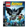 Ps3 - Lego Batman The Videogame - Míd Fís - Lacrado