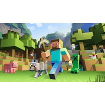 Painel Para Festa Aniversário Minecraft