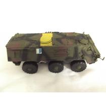 Carrinhos Para Colecionador- Carro De Guerra Blindado