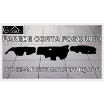 Forro Forração Isolador Uno Parede Corta Fogo Motor Uno