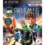 Ben10 Ultimate Alien Cosmic Destruction Ps3 Mídia Física