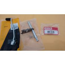 Eixo + Pedal Marcha + Retentor Nx4 Falcon
