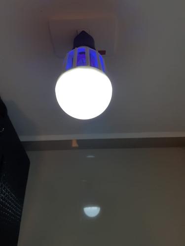 Lâmpada Led Mata Mosquito | Pernilongo | Repelente | 220 V