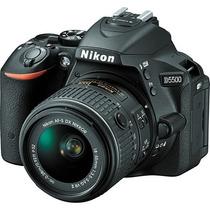Maquina Fotografica Nikondslr D5500 C/ Lente 18-55mm (preta)