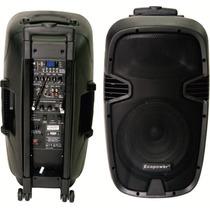 Caixa Ecopower Ativa Ep-s302 400 Rms Falante 12 Nf