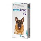 Anti Pulgas E Carrapatos Bravecto Para Caes De 20 A 40kg