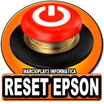 Destravar Impressora Epson M105 E M205 ( Reset- Almofada)