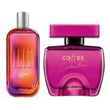 Combo Perfume Egeo On Me + Coffee Woman Seduction Oboticário