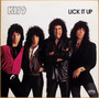 Lp Kiss - Lick It Up ( Importado ) Original