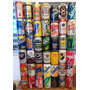 115 Latinhas Cerveja Importadas Refri Coleção