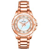 Relógio Bulova Feminino Wb27547z