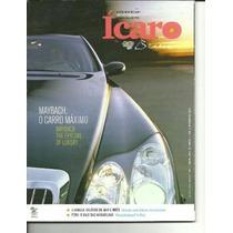 Revista Ícaro De Bordo Da Varig - Janeiro De 2003 Nro 221