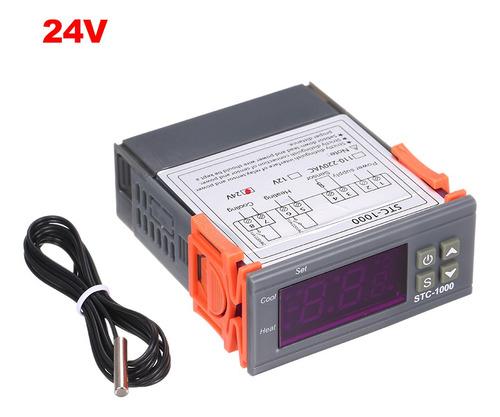 Stc-1000 Controlador De Temperatura Digital De Aquecimento
