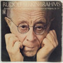Lp Rudolf Serkin Plays Brahms - 1980 - Cbs