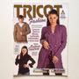 Revista Tricot Fashion Casacos Túnicas Blusas Sobretudo N°44