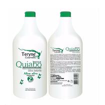 Escova De Quiabo Selagem Original Alisa Afro 100% 1 Litro