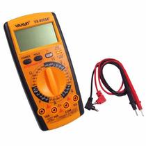 Multimetro / Capacímetro Digital Multiteste Yx-950a+ Yaxun