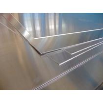 Chapa Aluminio Lisa  (leia O Corpo Do Anuncio)