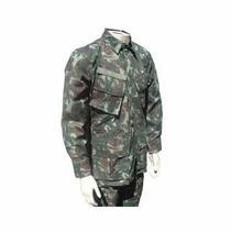 Farda Camuflada, Exército Brasileiro, Airsoft, Tamanho P
